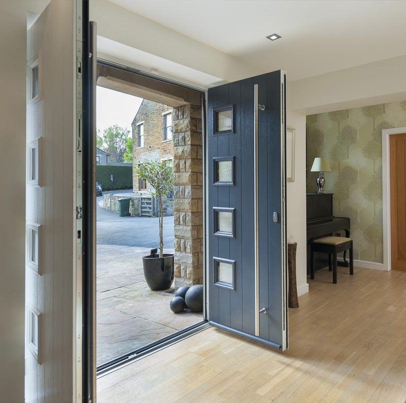 Solidor Italia Range Double Door