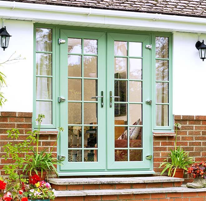 Chartwell Double Doors