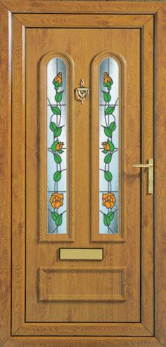 upvc panel door