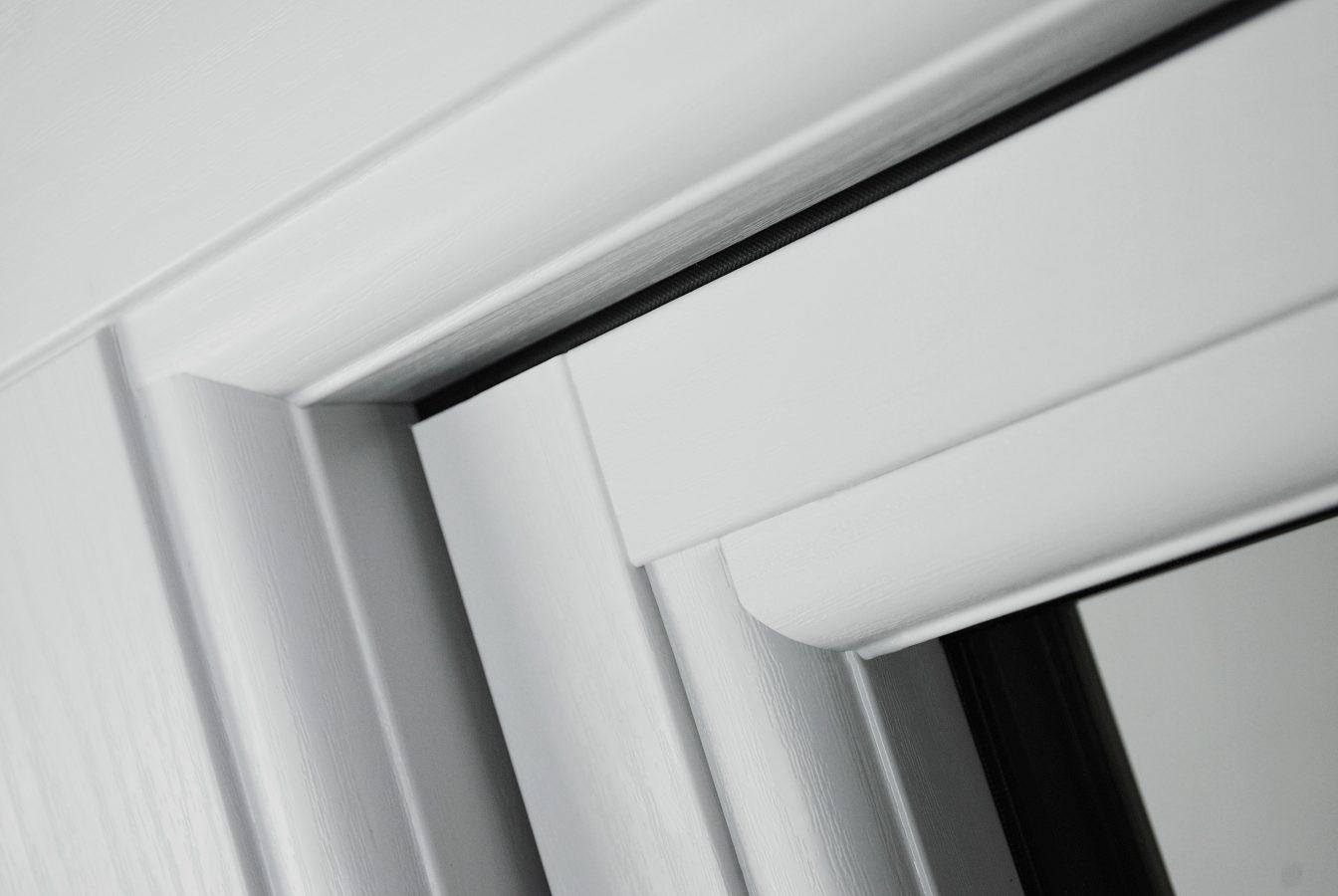 White R9 Window